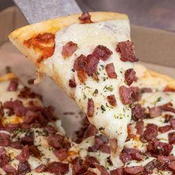 Pizzas Triple Muzza Doble Bacon