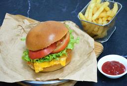 Combo Rappi - Chicken Burger + Acompañamiento