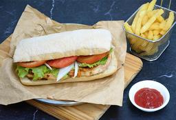 Chicken Grill Sándwich