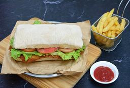 Club Chicken Sándwich