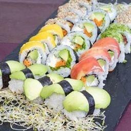 Combo Sushi Veggie X 25