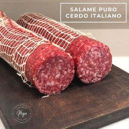 Salame Puro Cerdo Italiano X 100g