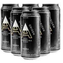 Andes Negra 473 ml X 6 Unidades