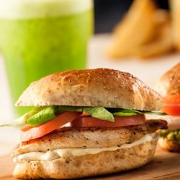 Sándwich Chicken Grill