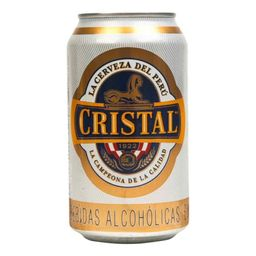 Cristal 355 ml