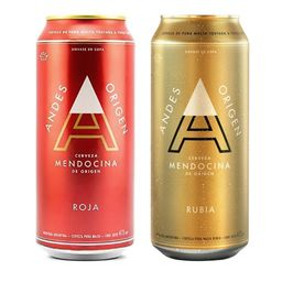 Andes 473 ml