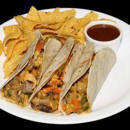 Tacos de Lomo