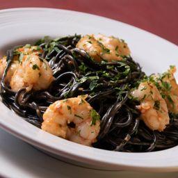 Spaghetti Nero Langostinos