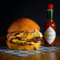 Burger Tabasco