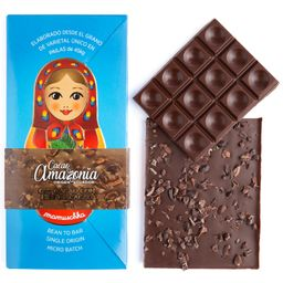 Chocolate Dark Milk 65% & Nibs