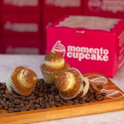 Mini Cupcake Tiramisú X 3