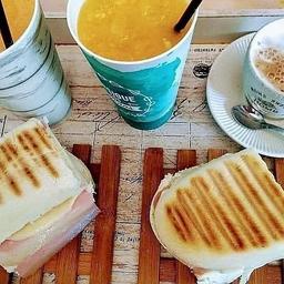 Tostado con Café