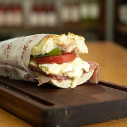 Sándwich Crudo