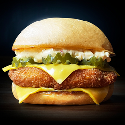 Sandwich Spicy Crispy Chicken