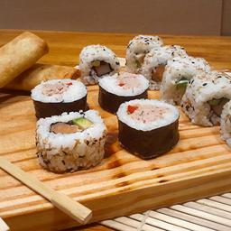Tabla Sushi x 10 & 2 Harumaki