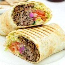Shawarma de Carne Gigante