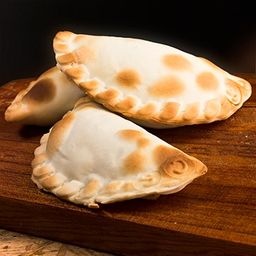 Empanada de Roquefort y Muzarella.