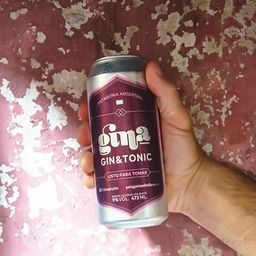 Gin & Tonic Gina 473 ml