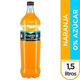 Cepita Fresh Naranja 1,5l