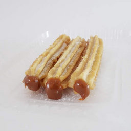 Churros Rellenos de Nutella x 3