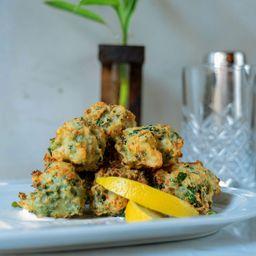 Buñuelos de Kale