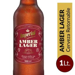 Imperial Amber Litro