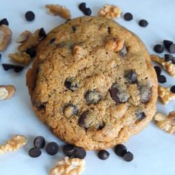 Cookie Choco Chips & Nueces
