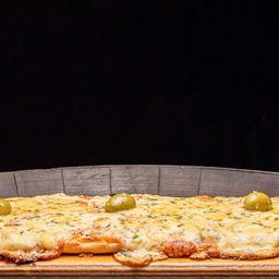 Pizzas 4 Quesos