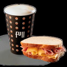 Pan de Campo & Café con Leche