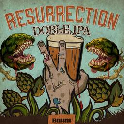 Cerveza Artesanal Baum Doble IPA