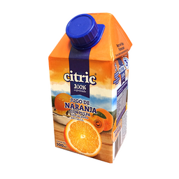 Citric Naranja 500 ml