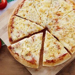 Pizza Individual y Bebida