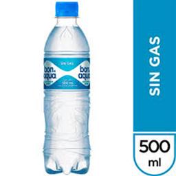 Bonaqua Sin Gas 500 ml