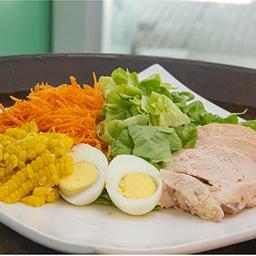 Ensalada de Pollo & Zanahoria