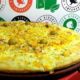 Pizza Gigante Primavera + coca cola 1.75 ltrs.