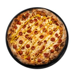 Pizza The New York Hot Dog
