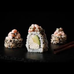 Tataki Sake Roll x 5
