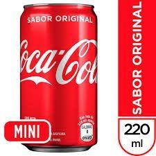 Coca-Cola Sabor Original 220ml.