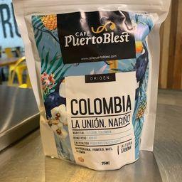 Café 1/4 Colombia Puerto Blest