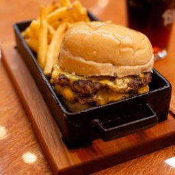 Doble Cheeser Burger