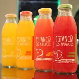 Estancia los Naranjos Frutilla Naranja 500 ml