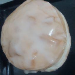Donut Rellena Frambuesa