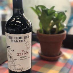 "The Troublemakers ""el Bribon"" Malbec 750 ml"