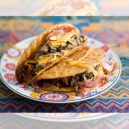 Taco Crispy Campechano