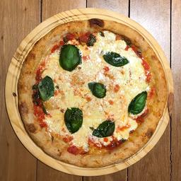 Pizza Indiana Vegana