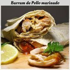 Shish Burrum de Pollo