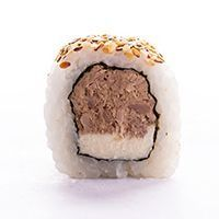 Uramaki Tuna Cream Roll
