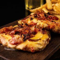 Milanesa Cheddar & Bacon