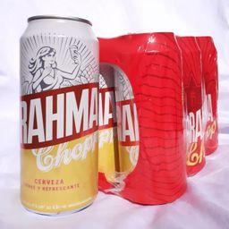 Cerveza Brahma Chopp Six Pack