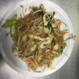 Chaw Pantiau con Verduras